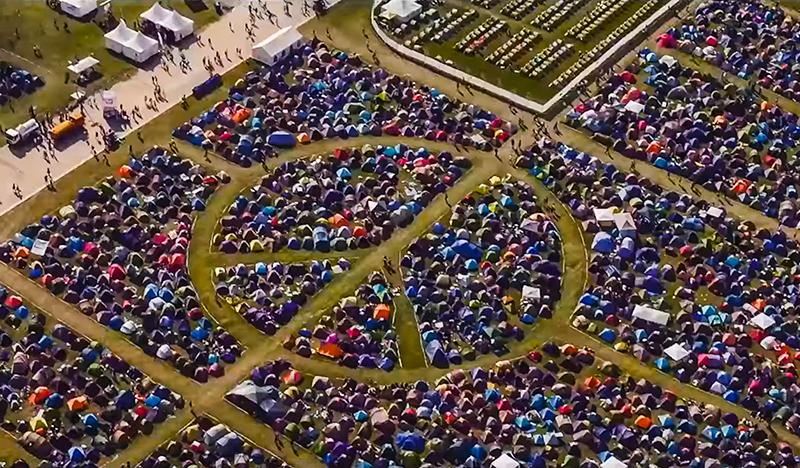 <b>Letecké filmovanie hudobného festivalu GRAPE FESTIVAL 2016</b>