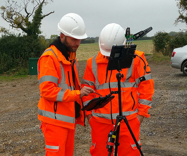 <b>Technical support of aerial thermographic survey for Rentokil</b>
