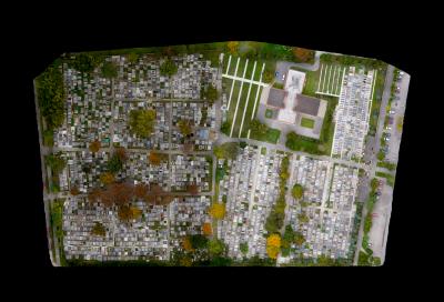 <b>Pasportizácia cintorína pre mesto Šala</b>